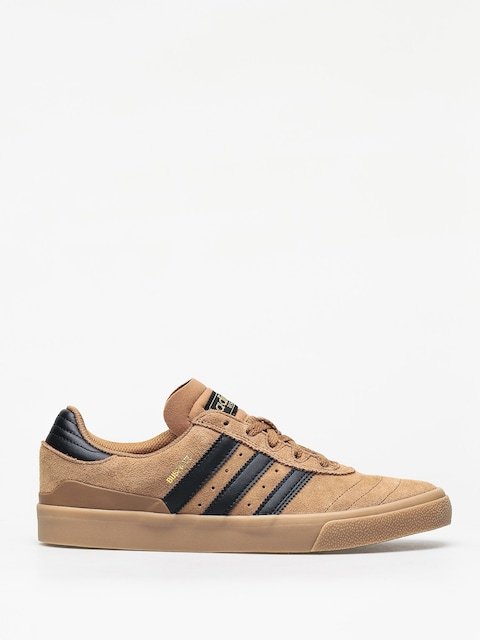 adidas Busenitz Vulc Shoes (raw desert/core black/gum4)