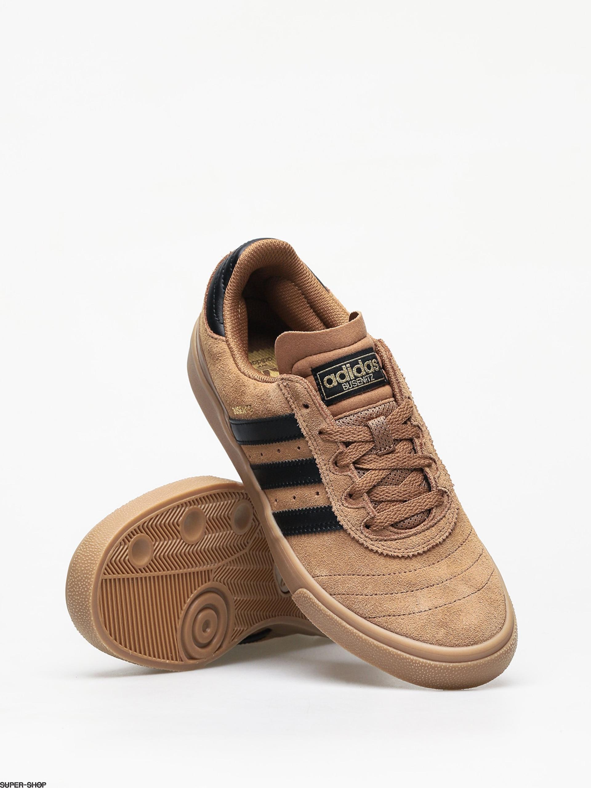 adidas Busenitz Vulc Shoes (raw desert