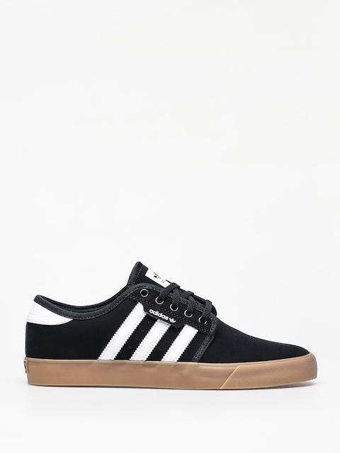 adidas Seeley Shoes (core black/ftwr white/gum4)