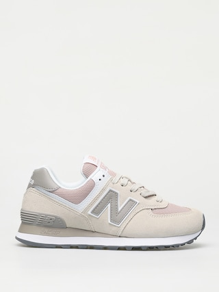 New Balance 574 Shoes Wmn (pink)