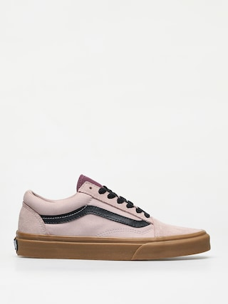 Vans Old Skool Shoes (gum/shadow gray/prune)