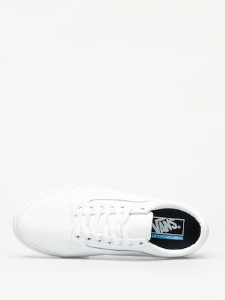 Vans Old Skool Shoes (made for the makers/true white)