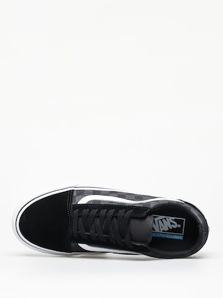 Vans Old Skool Shoes (made for the makers/black/checkerboard)