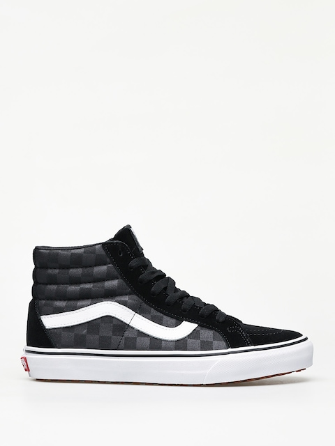 Vans Sk8 Hi Reissue Shoes (made for the makers/black/checkerboard)