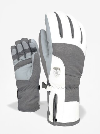 Level Iris Gloves Wmn (pk white)