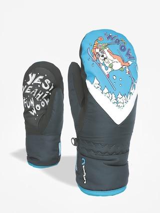 Level Kid Mitt Gore Tex Gloves (navy)