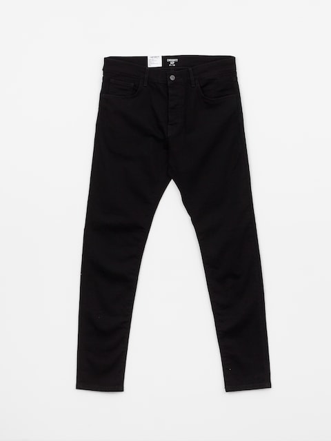 Carhartt WIP Coast Pants (black rinsed)