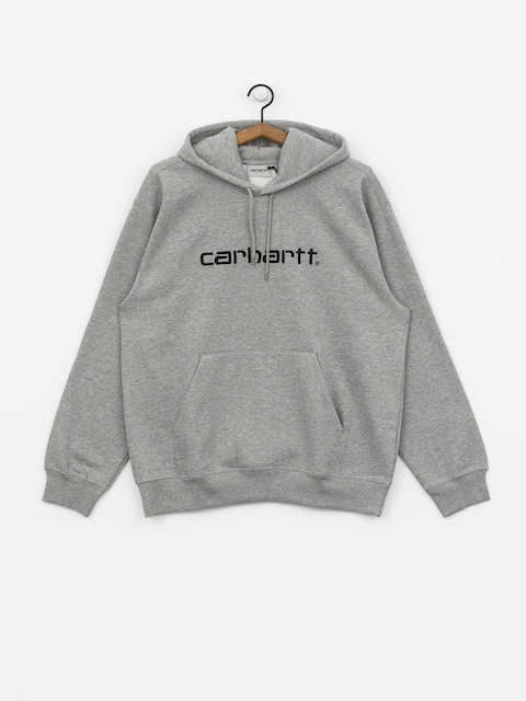 Carhartt WIP Carhartt HD Hoodie (grey heather/black)