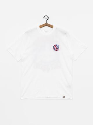 Carhartt WIP Clearwater T-shirt (white)