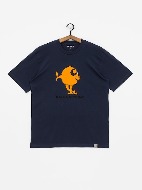 Carhartt WIP Nice Day T-shirt (blue)
