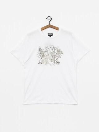 RipNDip Nerm Paradise Uv Activated Ink T-shirt (white)