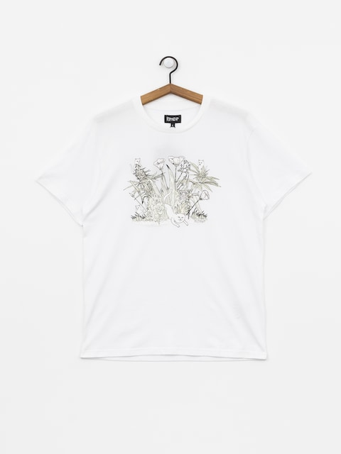RipNDip Nerm Paradise Uv Activated Ink T-shirt (white)