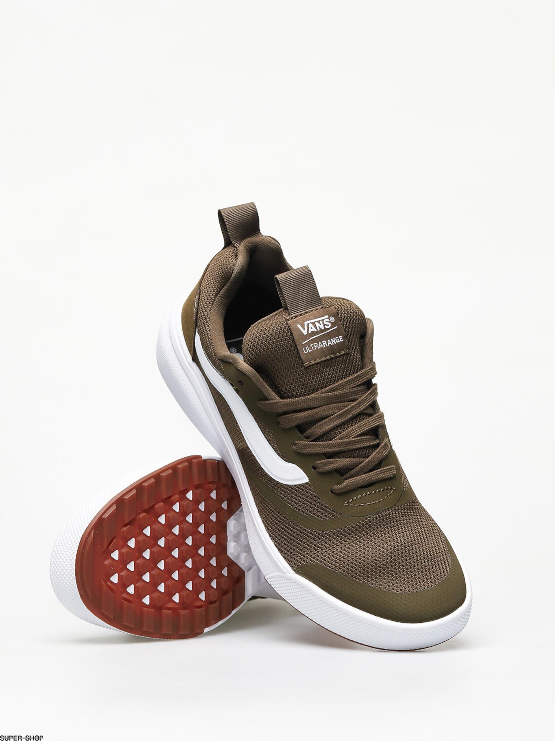 Vans Ultrarange Rapidweld Shoes (beech