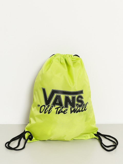 Vans League Bench Backpack (sharp green)