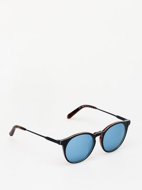 Dragon Hype Sunglasses (green boulder tor/blue sky ion)