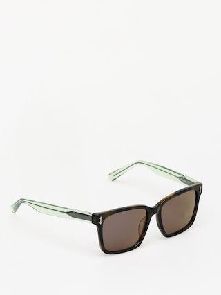 Dragon Legit Sunglasses (olive tortoise/gold)