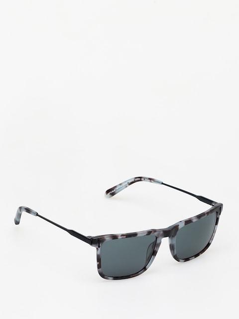 Dragon Hyphy Sunglasses (matte blue tortoise/smoke)