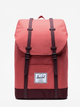 Herschel Supply Co. Retreat Backpack (mineral red/plum)