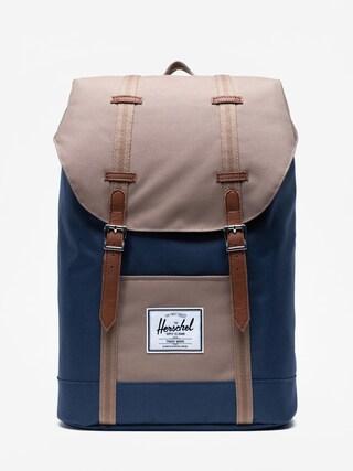 Herschel Supply Co. Retreat Backpack (navy/pine bark/tan)