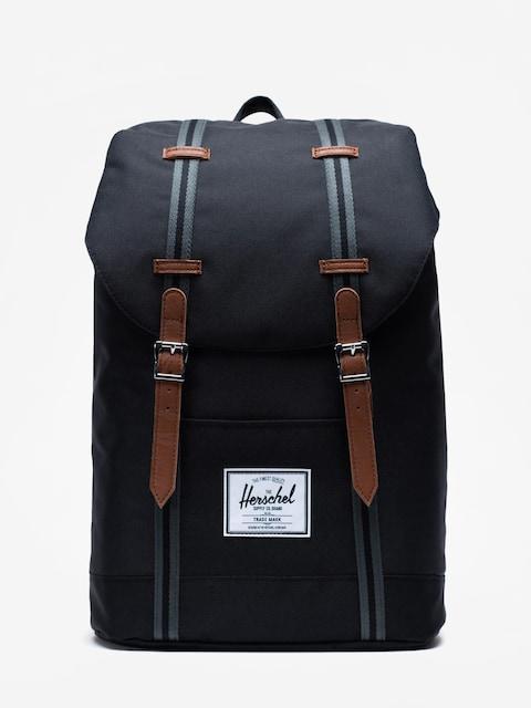 Herschel Supply Co. Retreat Backpack (black/black/tan)