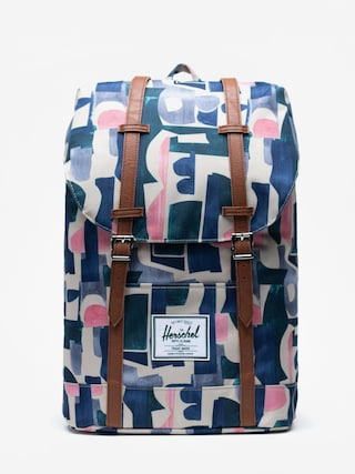Herschel Supply Co. Retreat Backpack (abstract block)