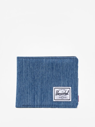 Herschel Supply Co. Roy Rfid Wallet (faded denim/indigo denim)