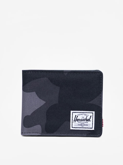 Herschel Supply Co. Roy Rfid Wallet (night camo)