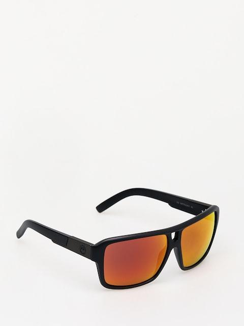Dragon The Jam Sunglasses (matte black/red ion)