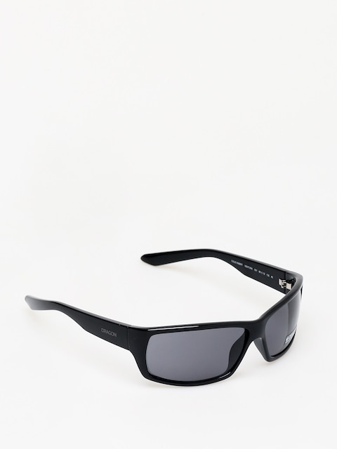 Dragon Ventura Sunglasses (shiny black/smoke)