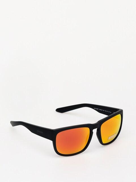 Dragon Rune Sunglasses (matte black/orange ion)