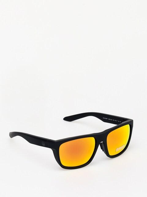 Dragon Aerial Sunglasses (matte black/orange ion)