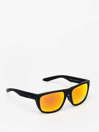 Dragon Aerial Sunglasses (matte black/orange ion)