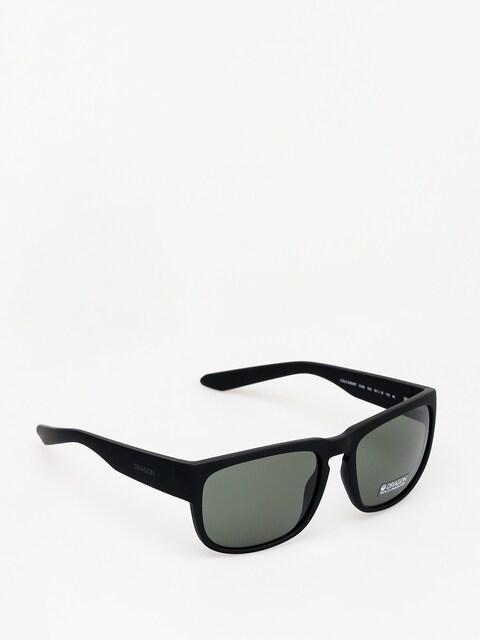 Dragon Rune Sunglasses (matte black/g15)