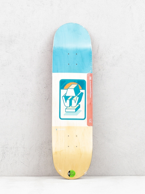 Girl Skateboard Brophy The Totem Deck (blue/natural)