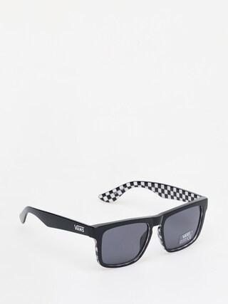 Vans Squared Off Sunglasses (black/checkerbo)