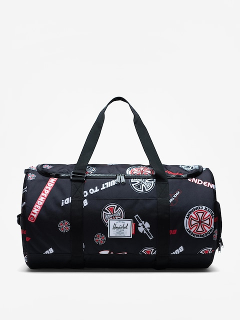 Herschel Supply Co. Independent Sutton Bag (black multi independent logo)