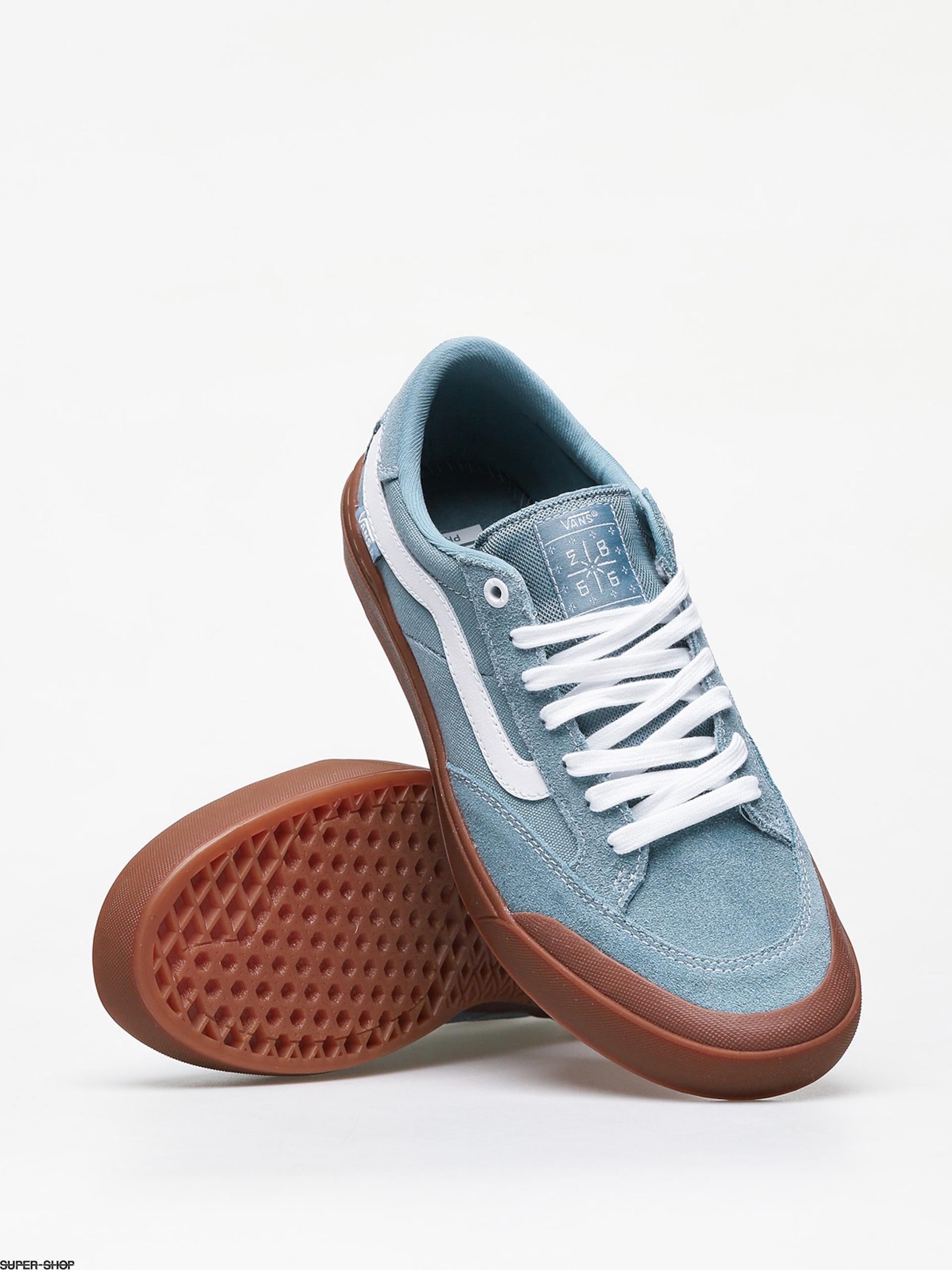 Vans Berle Pro Shoes (gum/smoke blue)