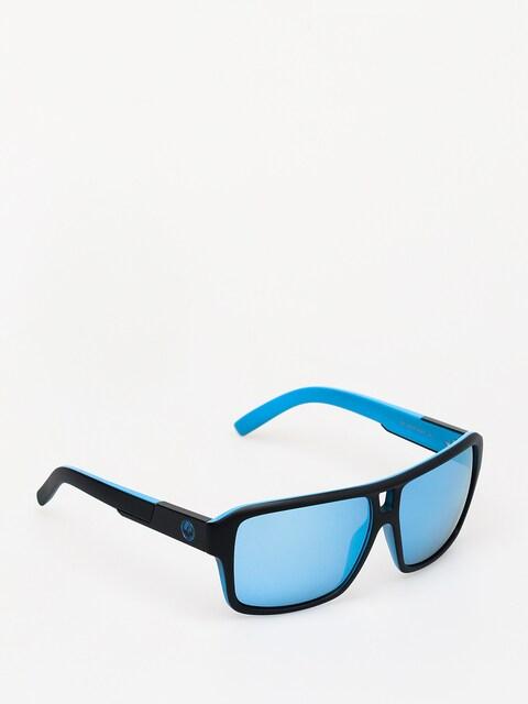 Dragon Sunglasses The Jam 2 (matte black/sky blue ion)