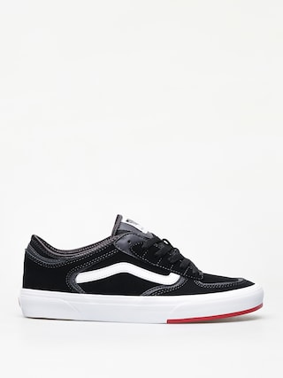 Vans Rowley Classic Shoes (66/99/19/black/red)