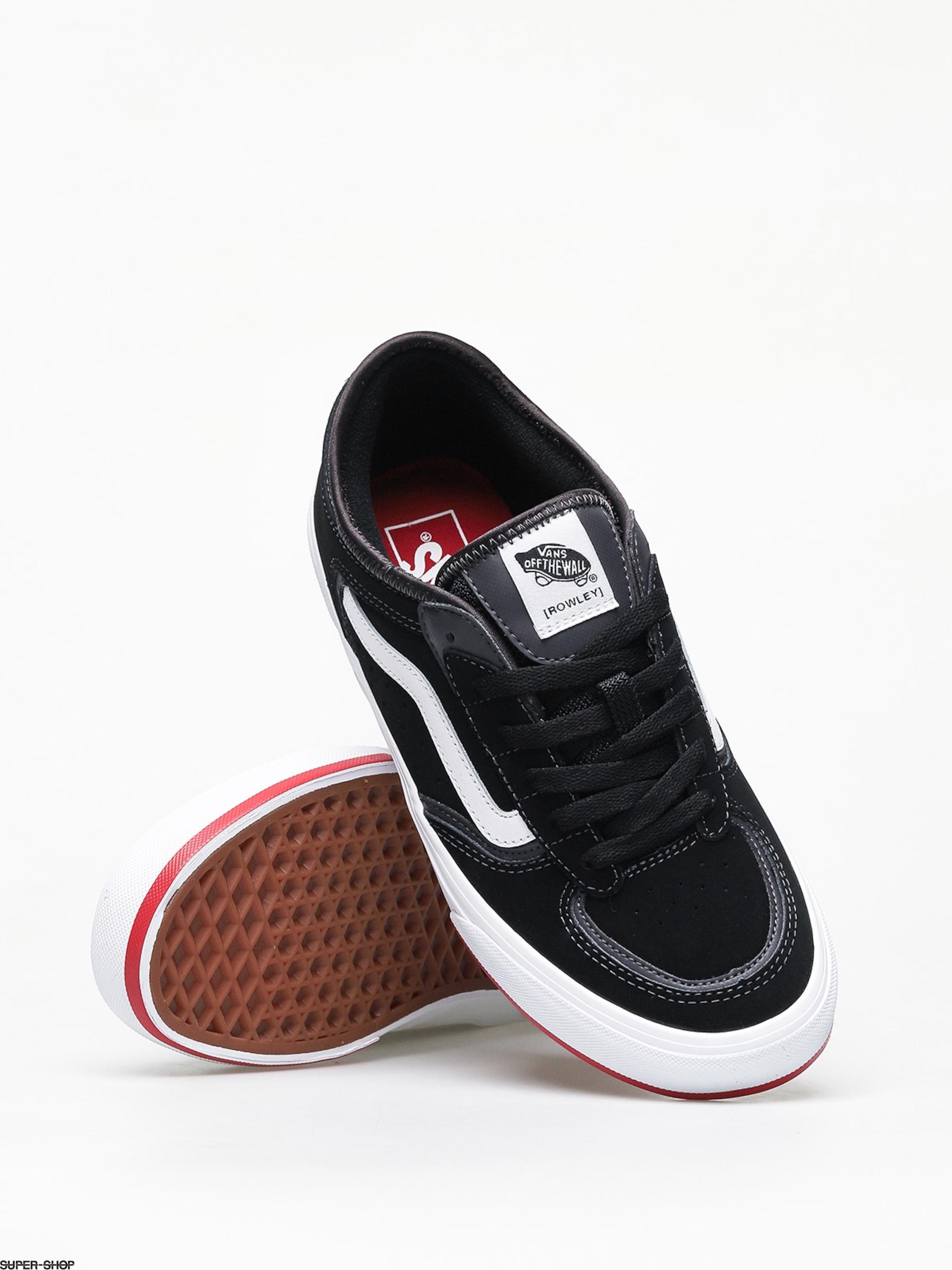Vans Rowley Classic Shoes (669919blackred)