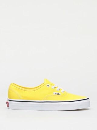 Vans Authentic Shoes (vibrant yellow/true white)