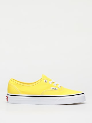 Vans Authentic Shoes (vibrant yellow/true white)