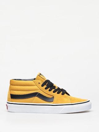 Vans Sk8 Mid Shoes (mango mojito/true white)