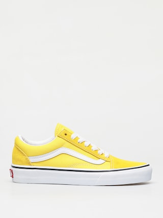Vans Old Skool Shoes (vibrant yellow/true white)