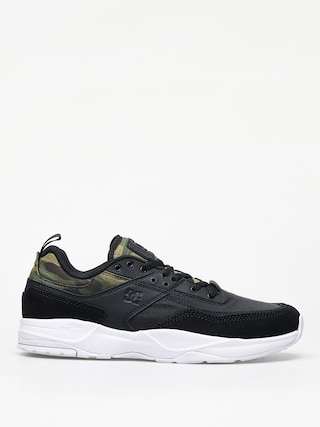DC E Tribeka Se Shoes (black/camo print)