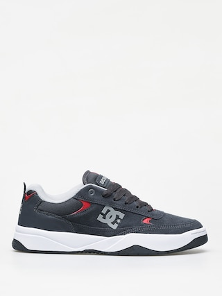 DC Penza Shoes (grey/grey/red)