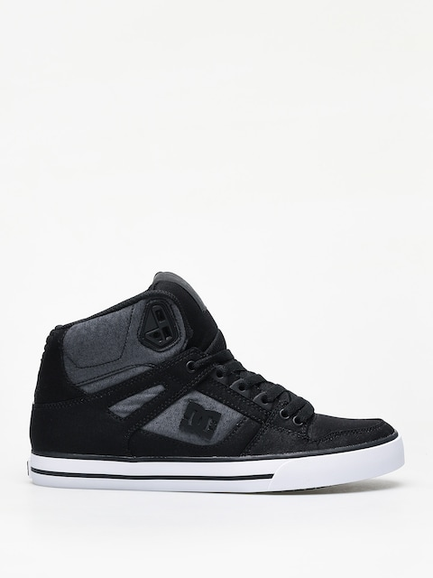 DC Pure Ht Wc Txse Shoes (black dark used)