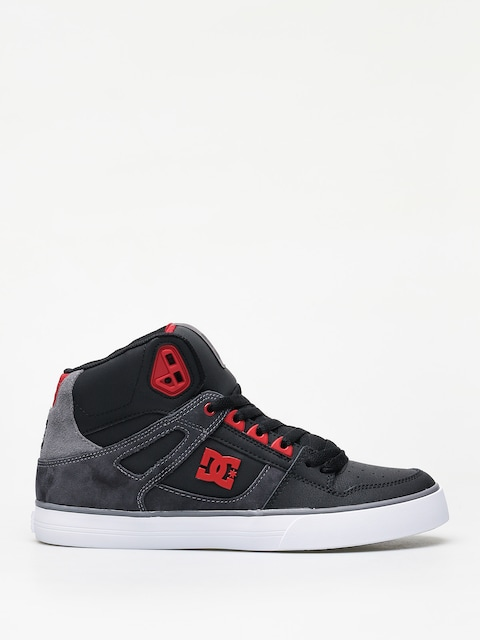 DC Pure Ht Wc Se Shoes (black/red)