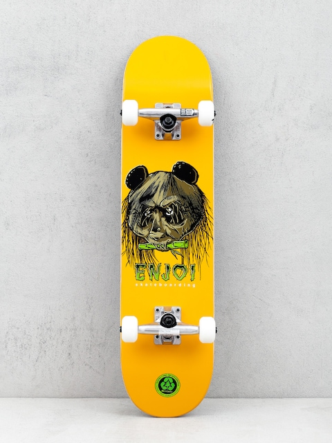 Enjoi 80s Head Skateboard