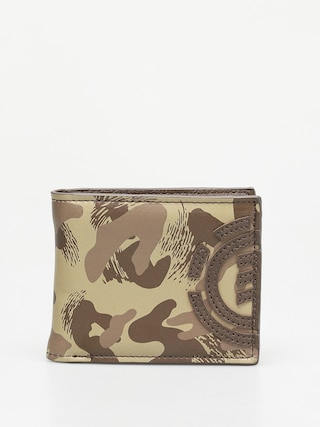 Element Daily Wallet (brown camo)